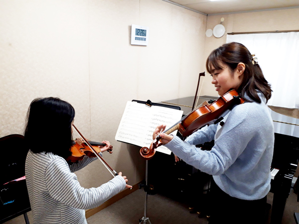ヴァイオリンコース